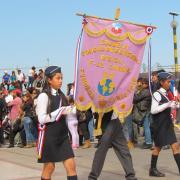 10 mil estudiantes y 11 bandas escolares en desfile por el Combate Naval de Iquique