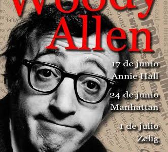 Con Manhattan sigue retrospectiva de Woody Allen de Cineclub Oddó