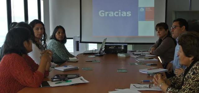 Mesa Regional de la Infancia elabora programa para promover derechos los menores de Camiña
