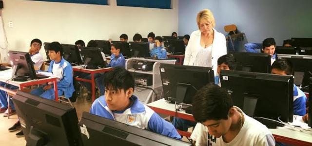 700 alumnos más se matricularon entre el 2012 y el 2015 en colegios de la CORMUDESI