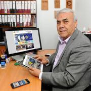 En Alto Hospicio implementa sistema digital de encargo de vehículos robados