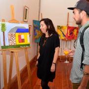 Conoce mi Arte, muestra artística de pacientes de la Red de Salud mental de Tarapacá