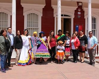 Destinan financiamiento para realizar la XIV versión del Festival de Colectividades Extranjeras Iquique-2016