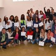 Realizan taller Buen Vivir en la Sexualidad dirigido a internas de Complejo Penitenciario de Alto Hospicio