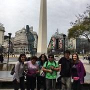 Proyecto FIC, posibilitó gira Tecnológica a Buenos Aires a 3 personas en situación de discapacidad