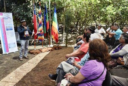 71 familias indígenas de Pica, Matilla, Valle de Quisma beneficiadas con proyectos de obras de riego