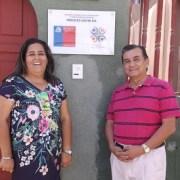 Dan el vamos a Casa de Acogida de la Fundación para el trabajo UNAP
