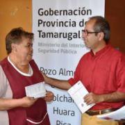 Voluntarios del comedor de la pastoral de Pozo Almonte recibieron recursos del Fondo Social FONDES