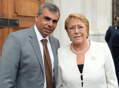 Alcalde Soria denuncia a Presidenta Bachellet sobre gran riesgo  para la población por almacenar contenedores vacíos en recinto EPI