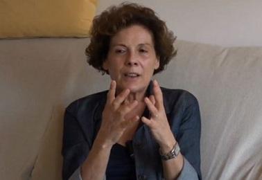 """Carmen Castillo: """"No entiendo por qué la Presidenta no puede realizar el programa de DDHH"""""""