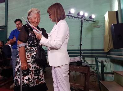 Anuncian rescate patrimonial del pueblo y estación del ferrocarril salitrero de Lagunas