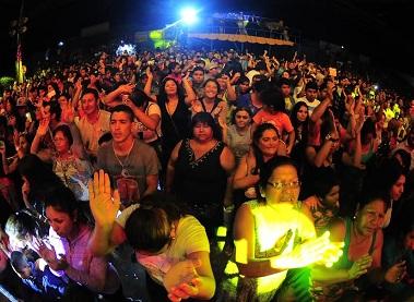 Confirma a los Maravillosos y Los 11 Kandentes para Noche Tropical en Alto Hospicio