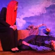 """Este sábado es la última presentación de la obra de teatro """"Nuestra señora de las nubes"""""""