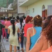 Primer simulacro 2017 de terremoto y tsunami en Centro Penitenciario de Iquique