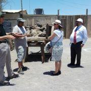 Embajadora de Turquía en visita a Humberstone: «Conocer las salitreras me facilitó conocer la historia de Chile»