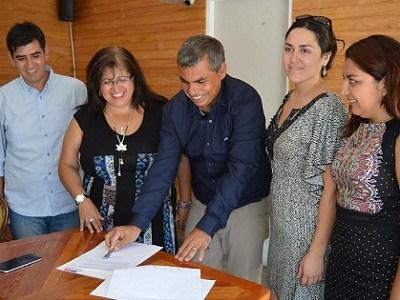 Paseo Baquedano y El Morro recibirán apoyo municipal para mejora de espacios públicos y del entorno urbano