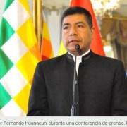 Bolivia lamenta negativa de visa a Ferreira y ve que decisión no se ciñe a la relación de buena fe