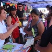 Jefatura de Hogar en Tarapacá, las mujeres representan  un 40,4% y en el caso de los hombres este porcentaje llega al 59,6%.