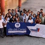 Más de 7 mil estudiantes de la región, se capacitan como censistas voluntarios