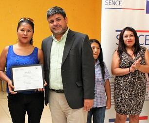 Programa Más Capaz llega a la provincia del Tamarugal financiando emprendimientos