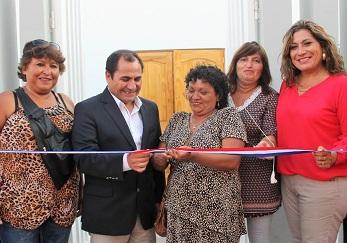 Con recursos FRIL mejoran  sede de la Junta de Vecinos de sector El Mirador de Alto Hospicio