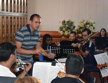 Orquesta Regional presenta Concierto Clásico en Santuario Sagrado Corazón