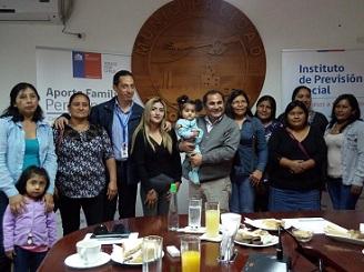 En Alto Hospicio se concentran las familias que acceden al Aporte Familiar Permanente