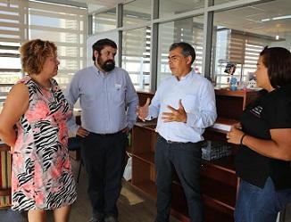 Alcalde Soria asume compromiso de implementar programas para disminuir índice de muertes provocados por conductores bajo influencia del alcohol