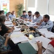 Suplementación finaciera para reposición del estadio y subvenciones de salud aprobó Consejo Municipal de Iquique