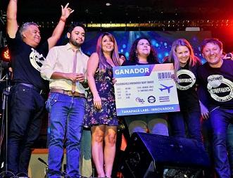 Tarapacá Labs realizó jornada InnovaRock Night con presentación de proyectos de jóvenes iquiqueños