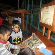 """Niños y niñas asumieron compromiso de ser """"guardianes del patrimonio"""", durante inauguración del museo barrial en la emblemática Plaza Arica"""