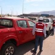 Gran expectación por remate de camionetas cero kilómetros