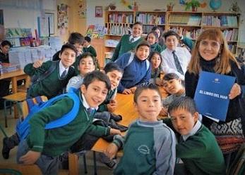 Más de un millar de Libros del Mar ya están en cinco ciudades de Chile