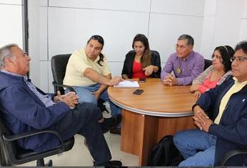 Coordinadora de movimiento No + AFP planteó sus puntos de vista a Jorge Soria Quiroga