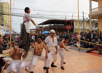 Teatro Municipal de Iquique cerró sus puertas por dos años, en el Día del Patrimonio Cultural