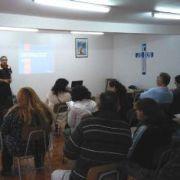 ONEMI dictan charlas preventivas sobre Plan Familia Preparada y promueve crear planes comunitarios para enfrentar emergencias