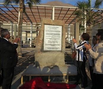 Hecho inédito: Oficiales de Ejército que dañaron memorial en honor de ejecutados políticos piden disculpas públicas a familiares