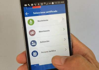 Registro Civil presentan campaña viral para incentivar la realización de trámites en línea