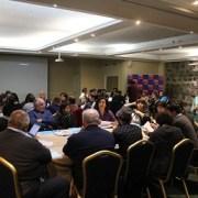 Gestores culturales se integran a convención con miras a aportar en diseño de la Política de Cultura 2017-2022