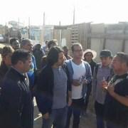 Alberto Mayol  realizó actividades en Iquique y Alto Hospicio, acompañado de candidatos a diputado y Consejeros Regionales