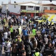 Más de 83 mil personas participaron en simulacro de tsunami y cumplieron con evacuación