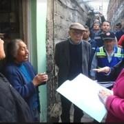 Fiscalizan cités y verifican arriendos informales en deplorables condiciones