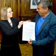 Alcalde Soria obtiene permiso del Ministerio de Bienes Nacionales para realizar estudios del Proyecto de Planificación Territorial en sector Lobito y Palo Buque