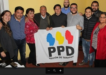Soria cierra conversaciones con el PPD y recibe proclamación unánime como candidato al Senado