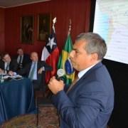 Cuatro países de Sudamérica reunidos en Brasil acuerdan concretar el Corredor Sur