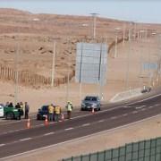 Educación Vial y Control de Velocidad marcan despliegue en terreno de autoridades de Transportes