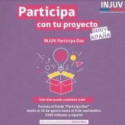 Fondo concursable por 300 millones de pesos para financiar proyectos juveniles implementa el INJUV