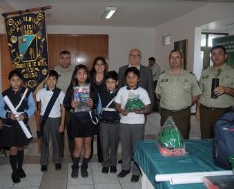 Nuevo set de implementos de emergencia entrega la Gobernación Provincial de Iquique
