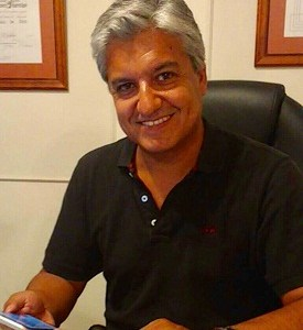 Un llamado a atender la demanda de funcionarios de Aduanas formuló Patricio Martínez, Presidente del Partido Radical