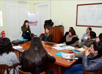 Para prevenir patologías, Servicio de Salud inició capacitaciones en salud oral en residencias del Sename